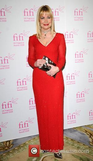 Sian Lloyd Fifi fragrance awards 2008 at the Dorchester Hotel - arrivals London, England - 23.04.08