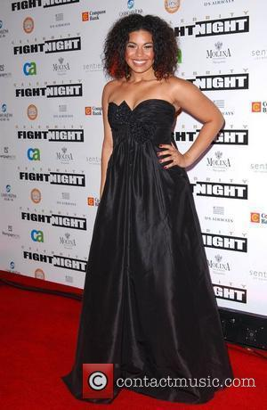 Jordin Sparks Fight Night XIV held at the JW Marriott Resort - Arrivals Phoenix, Arizona - 05.04.08