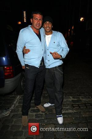 Tamer Hassan and Mc Harvey
