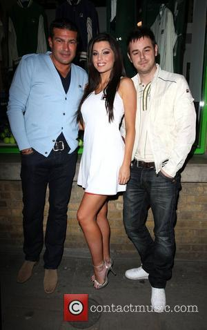 Tamer Hassan, Fila Model and Danny Dyer