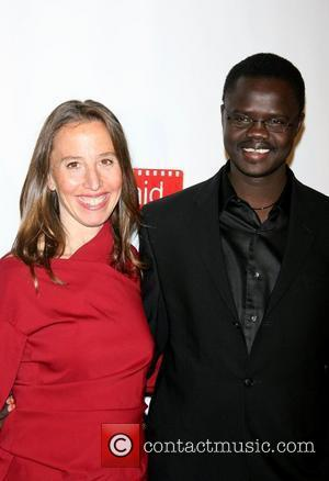 Caroline Baron, Founder Of Filmaid and Valentino Achak Deng