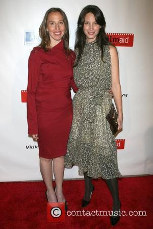 Caroline Baron, Founder Of Filmaid and Christy Turlington