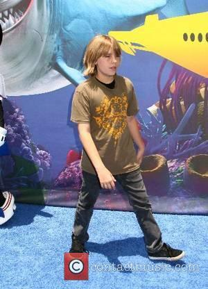 Cole Sprouse 'Finding Nemo Submarine Voyage' opening held at Disneyland Anaheim, California - 10.06.07