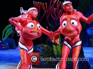 Disney presented Finding Nemo On Ice Washington DC, USA - 13.02.08