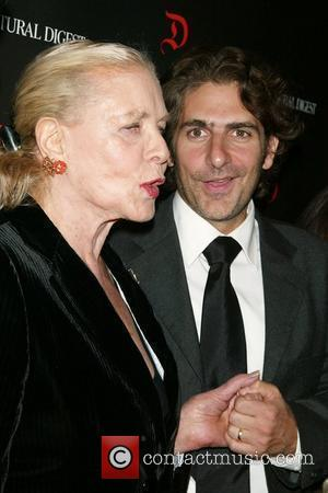 Lauren Bacall & Michael Imperioli First Readings: A Benefit for Studio Dante at the Rubin Museum of Art New York...