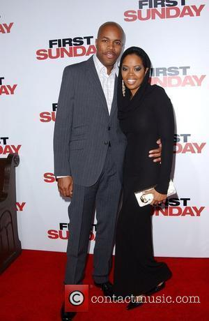 Malinda Williams and D Nice LA Premiere of 'First Sunday' at the The Cinerama Dome.  Los Angeles, CA -...