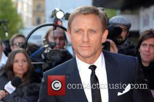 Daniel Craig Flashback of a Fool World Premiere held at the Empire Leicester Square - Arrivals London, England - 13.04.08