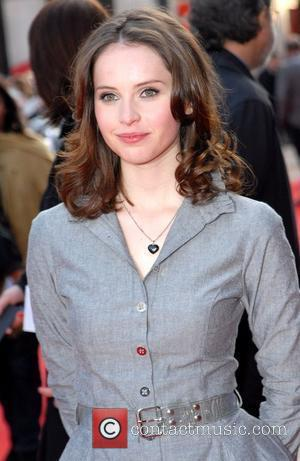 Felicity Jones Flashback of a Fool World Premiere held at the Empire Leicester Square - Arrivals London, England - 13.04.08