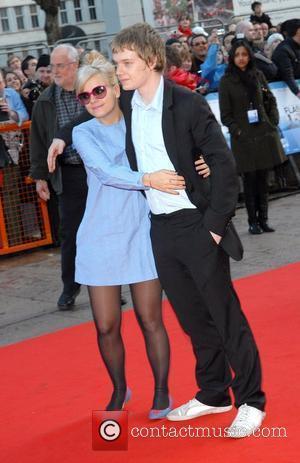 Lily Allen and Alfie Allen