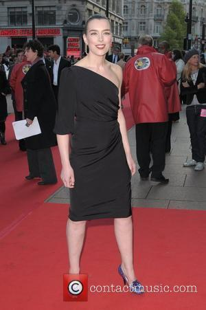 Olivia Williams UK film premiere of 'Flashbacks Of A Fool' held at Empire Leicester Square - Arrivals London, England -...