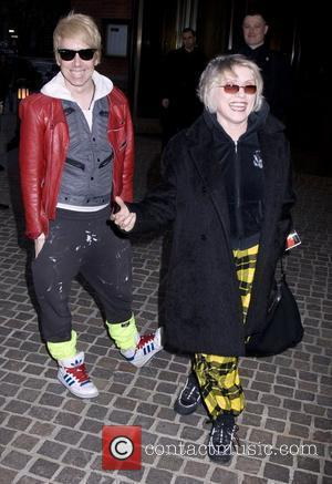 Debbie Harry and Tribeca Grand Hotel