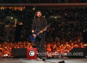 Live Earth, Wembley Stadium, Foo Fighters