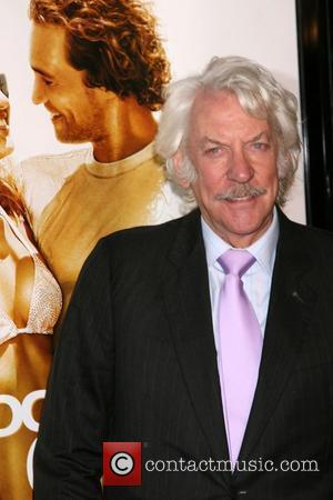 Donald Sutherland Angry Over Son's 24 Spoilers