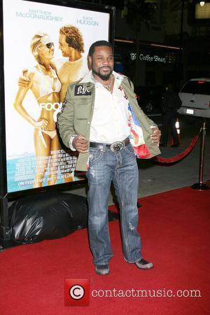 Malcolm-Jamal Warner Los Angeles Premiere of 'Fool's Gold' at Grauman's Chinese Theatre - Arrivals Los Angeles, California - 30.01.08