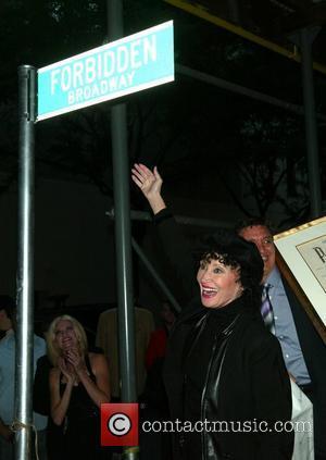 Chita Rivera, Great White and Mayor Michael Bloomberg