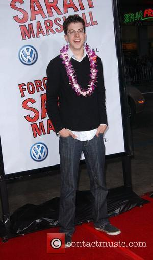Christopher Mintz-Plasse Premiere of 'Forgetting Sarah Marshall' at the Grauman's Chinese Theater Los Angeles, California - 10.04.08