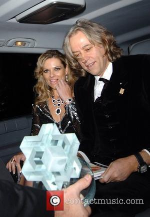 Geldof Slams Beckham's Weight