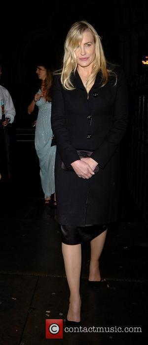 Daryl Hannah Fortune Forum Summit held at the Royal Courts of Justice - leaving London, England - 30.11.07