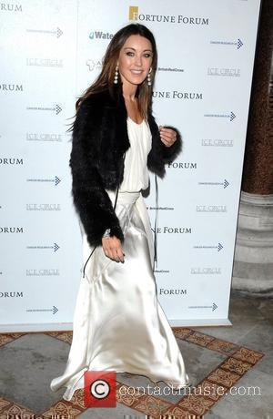 Tamara Mellon Fortune Forum Summit held at the Royal Courts of Justice - Arivals London, England - 30.11.07
