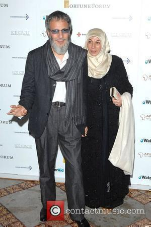 Yusuf Islam and Cat Stevens