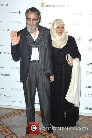 Yusuf Islam aka Cat Stevens and guest Fortune Forum Summit held at the Royal Courts of Justice - Arivals London,...