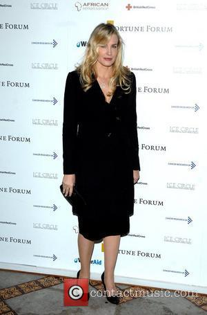 Daryl Hannah Fortune Forum Summit held at the Royal Courts of Justice  London, England - 30.11.07