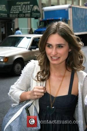 Lauren Bush leaves Fox Studios after appearing on 'The Morning Show with Mike and Juliet' New York City, USA -...