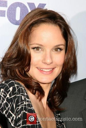 Sarah Wayne Callies 2008 FOX Upfront at Wollman Rink in Central Park - Arrivals New York City, USA - 15.05.08