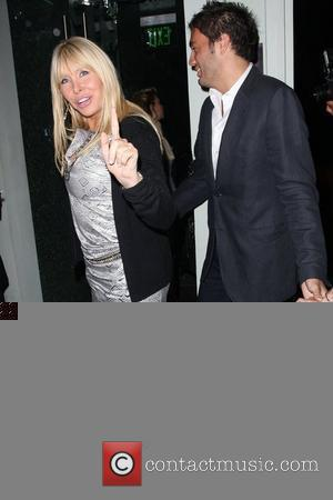 Lisa Gastineau and Fabian Basabe