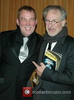 Des Mcanuff and Steven Spielberg