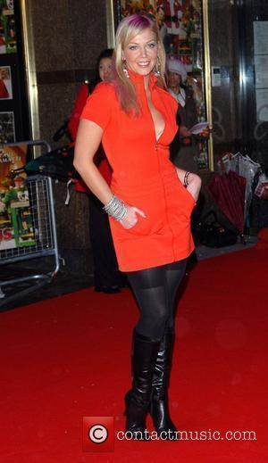 Liz Fuller 'Fred Claus' UK Premiere held at the Empire Leicester Square - Arrivals London, England - 19.11.07