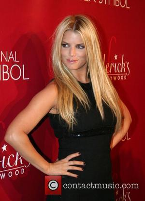 Frederick's Of Hollywood, Jessica Simpson