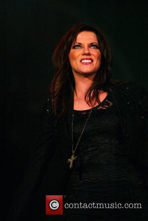 Martina McBride performs American Freedom Festival, a tribute to the veterans of United States' armed forces put on by the...