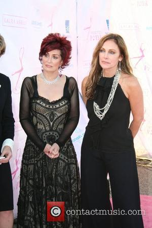 Sharon Osbourne and Peggy Fleming