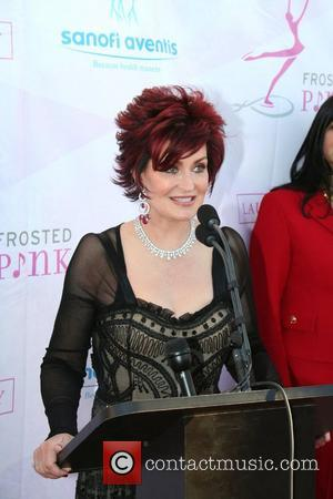 Sharon Osbourne Frosted Pink event to raise awareness of women's cancers Los Angeles, California - 07.10.07