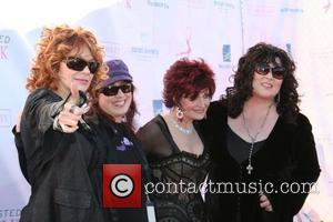 Heart and Sharon Osbourne