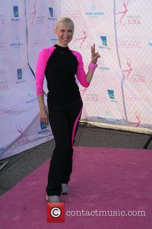 Oksana Baiul,  Frosted Pink event to raise awareness of women's cancer Los Angeles, California - 07.10.07