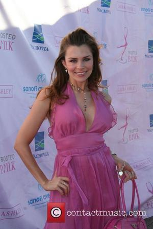 Alicia Arden,  Frosted Pink event to raise awareness of women's cancer Los Angeles, California - 07.10.07