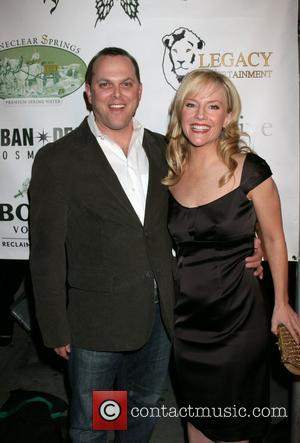 Rachael Harris and Husband Adam Paul