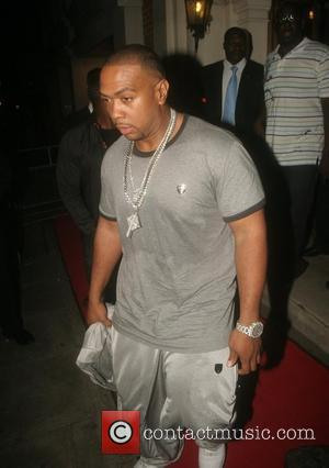 Timbaland Is A Dad