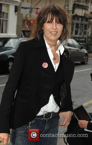 Chrissie Hynde 'Joe Strummer: The Future is Unwritten' UK Premiere at Coronet Cinema - Arrivals London, England - 09.05.07