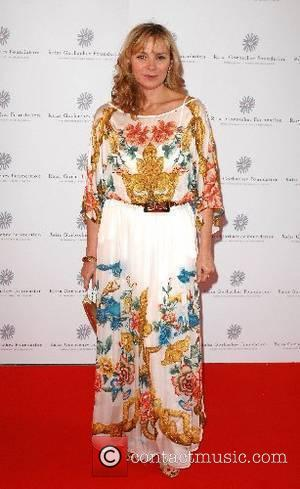 Hampton Court Palace, Kim Cattrall