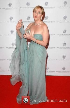 J.K. Rowling Raisa Gorbachev Foundation Annual Gala Dinner at Hampton Court Palace - Arrivals London, England - 02.06.07