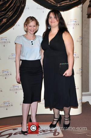 Ruth Jones and Joanna Page Galaxy British Book Awards held at the Grosvenor House - Arrivals London, England - 09.04.08