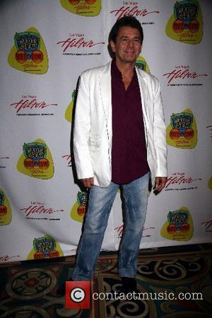 Adrian Zmed at the 'American Game Show Hall Of Fame' ceremony at the Hilton Hotel Las Vegas, Nevada - 13.10.07