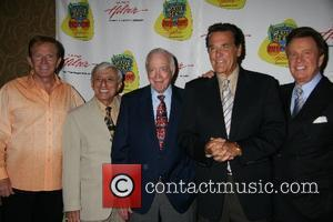 Bob Eubanks and Chuck Woolery