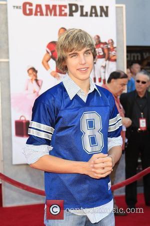 Cody Linley The Game Plan world premiere held at El Capitan Theatre Los Angeles, California - 23.09.07
