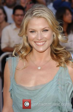 Ali Larter and The Game