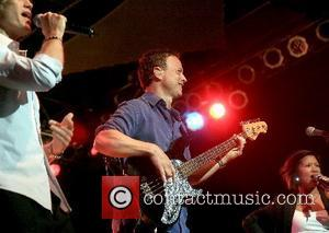 Gary Sinise and Lt. Dan Band performing live in concert at the Cannery Casino & Hotel Las Vegas, Nevada -...
