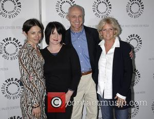 Justine Bateman, Tina Yothers, Michael Gross, Meredith Baxter and Paley Center For Media